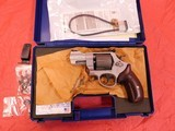 smith and wesson 325 air lite pd
