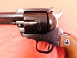 ruger blackhawk 3 screw flattop old model - 9 of 18