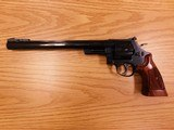 smith and wesson 29 sillouette