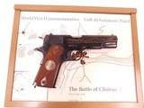 Colt WW1 Commemorative Battle of Chateu Thierry