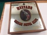 MUSTANG CUSTOM PISTOL GRIPS MIRROR BOX ADVERTISEMENT - 1 of 10