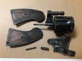colt 1909 r.a.c. us army new service 45colt revolver parts lot