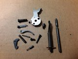 ruger bearcat 22cal single action revolver spare parts lot
