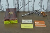 Colt SAA 7 1/2'' Engraved .44 Special Mint