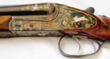 MERKEL EXHIBITION GUN Owned by Robert PetersenPublisher of Guns & Ammo- Finest Luxus Grade 16 gauge SXS