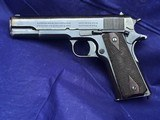 Colt 1911 Early Argentine Military Contract