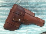 Original Krieghoff Luftwaffe Holster for Browning FN 1922 or Mauser 1934