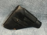 Original WW2 German Military Walther PP Holster 1944 Waffenamted 170