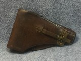Original Browning FN 1922 Dutch Contract Holster