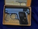 Original Colt Pocket Pistol Model 1908 .25 ACP made in 1920