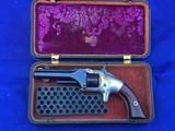 Original Smith & Wesson Model 1 Revolver in Original Box S&W