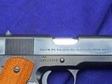 LNIB Colt Commander .45 ACP 1978 - 4 of 10