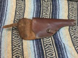 Original Commercial Holster for Mauser C-96 Broomhandle or Reichsrevolver - 3 of 3