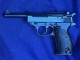 Original Rare Pre-WW2 German Walther HP P38 High Polish 9mm P-38 - 2 of 9