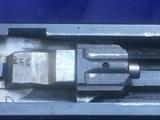 Original Rare Pre-WW2 German Walther HP P38 High Polish 9mm P-38 - 9 of 9