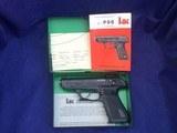 LNIB Original German HK P9S Target .45 ACP H&K
