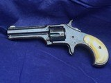 Antique Remington Smoot #2 Ultra Rare Original Blued Finish