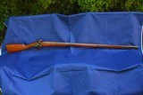 Original Antique French Percussion Musket Model 1842 Mre Rle de Chatellerault dated 1851 - 4 of 20