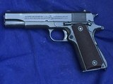 Original WW2 Colt 1911A1 Very Early British Lend Lease - 1 of 10