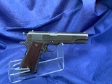 Original WW2 Colt 1911A1 Very Early British Lend Lease - 10 of 10