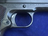 Original WW2 Colt 1911A1 Very Early British Lend Lease - 3 of 10