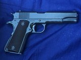 Original WW2 Colt 1911A1 Very Early British Lend Lease - 2 of 10