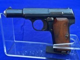 Spanish WW2 Astra 300 Nazi Contract 7.65 cal