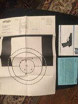 NIB German Walther PP .380 with Original Tag Attached - 3 of 10