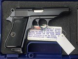 NIB German Walther PP .380 with Original Tag Attached - 2 of 10