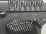 Russian Pre-WWII Tokarev TT-33 made in 1938 was featured in Datig's Book on Soviet Tokarev TT - 9 of 10