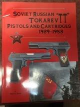 Russian Pre-WWII Tokarev TT-33 made in 1938 was featured in Datig's Book on Soviet Tokarev TT - 7 of 10