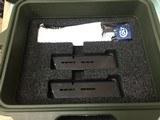 NIB Rare Colt 1911A1 *USMC* Rollmark CQBP in Pelican Case - 11 of 12