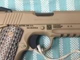 NIB Rare Colt 1911A1 *USMC* Rollmark CQBP in Pelican Case - 4 of 12