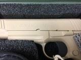 NIB Rare Colt 1911A1 *USMC* Rollmark CQBP in Pelican Case - 2 of 12