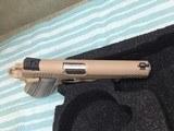 NIB Rare Colt 1911A1 *USMC* Rollmark CQBP in Pelican Case - 6 of 12