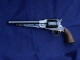 """original civil war era remington 1861 navyaka """"old navy model"""" conversion"""