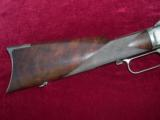 Winchester Model 1873 Factory Engraved Rifle with Cody Museum Letter - 6 of 15