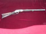 Winchester Model 1873 Factory Engraved Rifle with Cody Museum Letter - 1 of 15