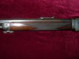 Winchester Model 1873 Factory Engraved Rifle with Cody Museum Letter - 4 of 15