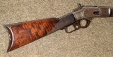 Winchester 1873 Deluxe Rifle Early 2nd Model S/N: 302XX with Letter - 6 of 15