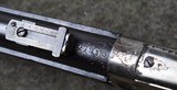 Factory Engraved Nickel Trim Winchester Model 1873 Saddle Ring Carbine SRC with Letter - 15 of 19