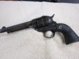 Ruger Single Six 1953 Flat Gate Type .22 LR