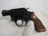 Smith and Wesson S&W Model 36 38 special 1.875