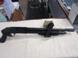 Mossberg 500 Chainsaw 12 Ga. Tactical Shotgun