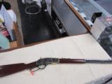 "Cimarron 1873 Short Rifle 20"" Octagon .44 Special"