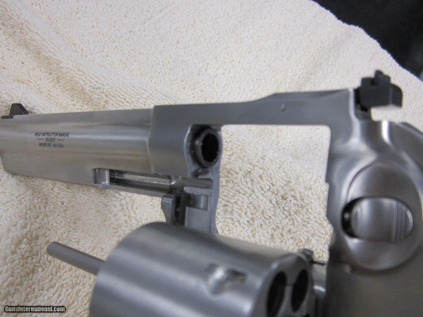 Ruger GP 100 Talo  357 Mag 6