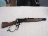 "Rossi R92 Ranch Hand Lever Action .357 Magnum 12"" Large Loop"