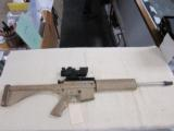 Bushmaster Rare Lake Havasu AZ Carbon 15 AR-15 .223 / 5.56 Lite WeightSniper Scope 4X32