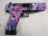 "Hi-Point .40 S&W 4.5"" barrel Muddygirl Camo New"