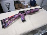 "Hi-Point Model TS 40S&W Carbine Pink Camo 17.5"" barrel New"
